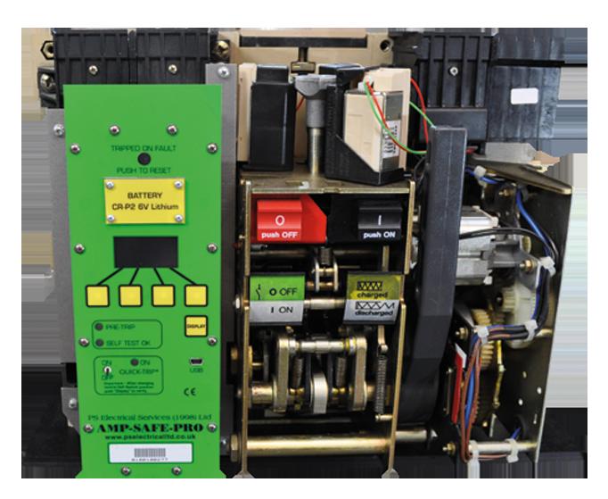 Masterpact M air circuit breaker